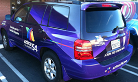 Vehicle Wraps – Advertise Your Business 24/7